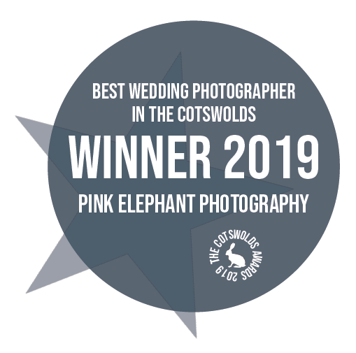 Best Wedding Photographer in the Cotswolds Winner 2019